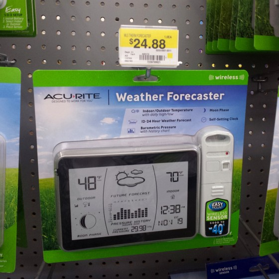 weather-forecaster